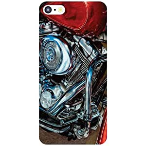 Apple iPhone 5C Back cover - Accesorize Designer cases