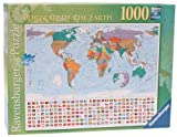 Portrait of The Earth Jigsaw Puzzle, 1000-Piece by Ravensburger [Toy]