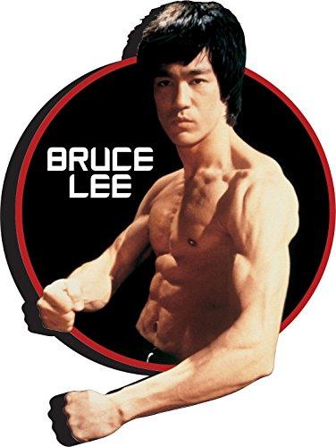 Aquarius Bruce Lee Funky Chunky Magnet - 1