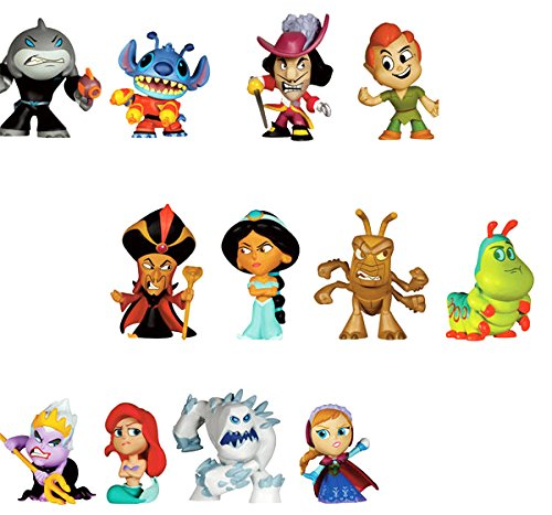 Disney Heroes vs. Villains Mystery Minis (1 random mystery mini) - 1