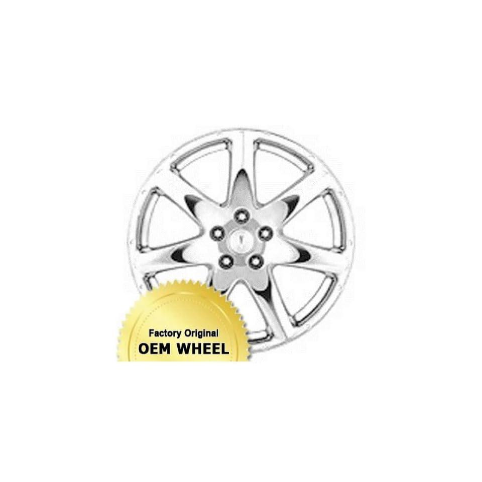 CHEVROLET,PONTIAC,SATURN MALIBU,G6,AURA 18x7 7 SPOKE Factory Oem Wheel Rim  CHROME   Remanufactured Automotive