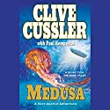 Medusa: A Kurt Austin Adventure Audiobook by Clive Cussler, Paul Kemprecos Narrated by Scott Brick