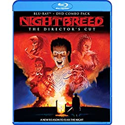 Nightbreed: The Director's Cut [Blu-ray]