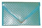 Vincitore Women's Sling & Cross Body Bags (Torquoise Blue)
