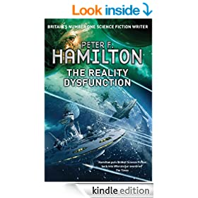 The Reality Dysfunction: The Nights Dawn trilogy: Book One (Nights Dawn Trilogy 1)