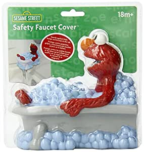 buy sesame street bath tub faucet cover elmo online at low prices in india. Black Bedroom Furniture Sets. Home Design Ideas