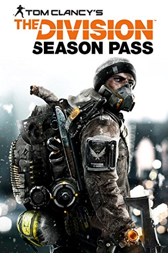Tom Clancy's The Division Season Pass Uplay Code (PC)