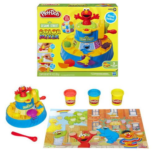 Play-doh Sesame Street Color Mixer (Play Doh Color Mixer compare prices)