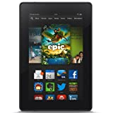 Kindle Fire HD 7, HD Display, Wi-Fi, 8 GB - Includes Special Offers (Previous Generation - 3rd)