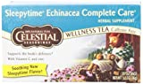 Celestial Seasonings Sleepytime Echinacea Complete Care, 20 Count Tea Bag
