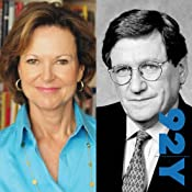 Kati Marton and Richard Holbrooke on 'Jewish Identity and Exile' at the 92nd Street Y | [Kati Marton, Richard Holbrooke]