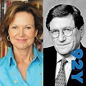 Kati Marton and Richard Holbrooke on 'Jewish Identity and Exile' at the 92nd Street Y | [Kati Marton, Richard Holbrooke]