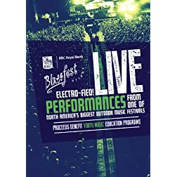 Rbc Ottawa Bluesfest 2012 Electrofied