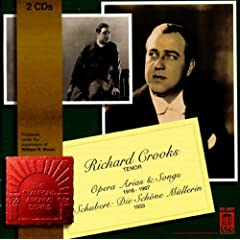 Crooks, Richards: Opera Arias / Songs (1925-1945)