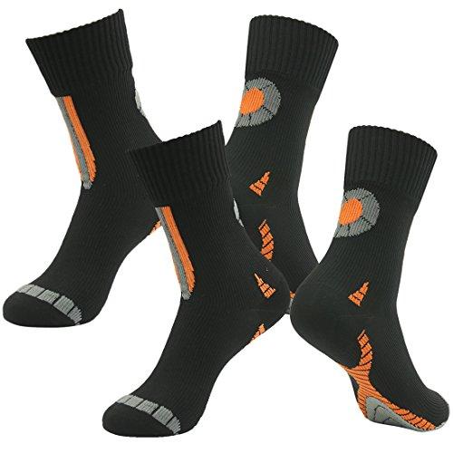 SGS-CertifiedRANDY-SUN-Unisex-Waterproof-Breathable-HikingSki-Sock-12-Pair