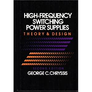 Download High Frequency Switching Power Supplies Theory