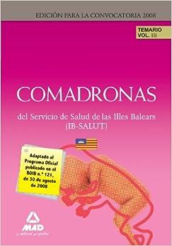 Comadronas del Servicio de Salud de las Illes Balears (IB-SALUT
