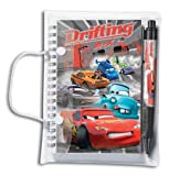 Cars Spiral Notebook & Pen Set (10589A) (art may vary)