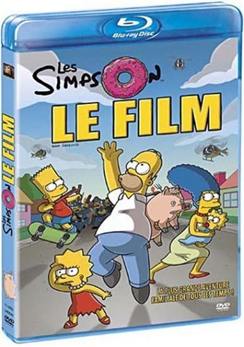 Les Simpson - Le Film [Blu-ray]