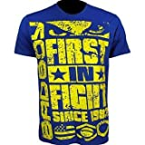 Bad Boy First in Fight Lock Up T-Shirt - XL