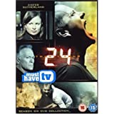 24: Season Six DVD Collection [DVD] [2002]by Kiefer Sutherland