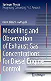 Modelling and Observation of Exhaust Gas Concentrations for Diesel Engine Control (Springer Theses)