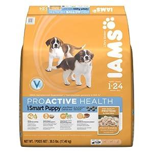 Iams ProActive Health Smart Breed Premium Puppy Nutrition Supplements, 38.5-Pound