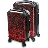 Collection 139, Custom 4 Wheel Hard Case Sets Large Medium Small