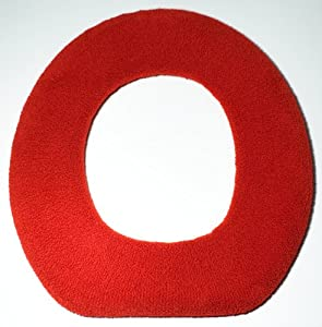 Toilet Seat Covers (Red)