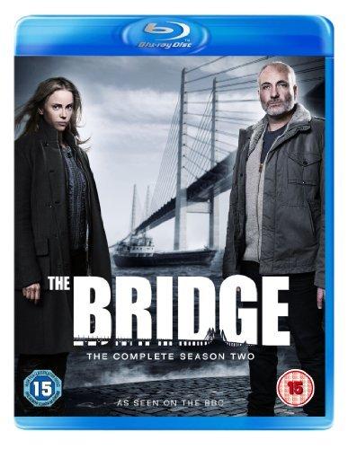 The Bridge (Complete Season 2) - 2-Disc Set ( Bron/Broen ) ( The Bridge - Complete Season Two ) [ Origen UK, Ningun Idioma Espanol ] (Blu-Ray)