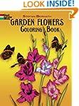 Garden Flowers Coloring Book (Dover N...