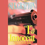 I Is for Innocent | Sue Grafton