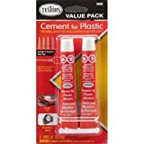 Cement For Plastic, Value Pack