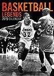 Basketball Legends 2015 Calendar