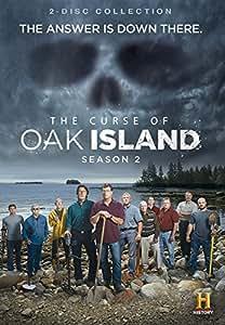amazoncom the curse of oak island season 2 dvd