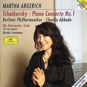 Tchaïkovski : Concerto pour piano n°1
