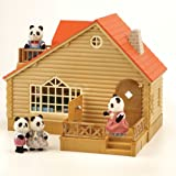 Sylvanian Families Log Cabin From Debenhams