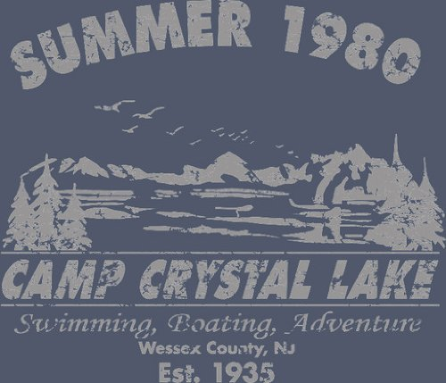 Camp Crystal Lake t shirt Summer of 1980 vintage shirt
