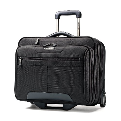 Image of Samsonite 46468-1041 Rolling Laptop Bag Fits Up To 17.3