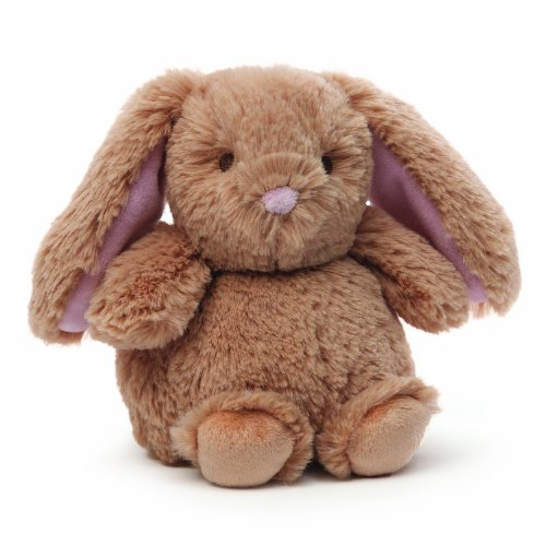 Gund Chub Bunny Baby Rattle Stuffed Animal front-832597