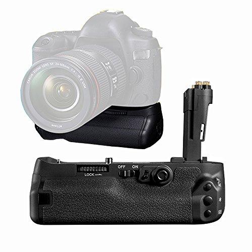 Pixel Vertax E20 batteria impugnatura per Canon 5D Mark IV può essere installato con due batterie di LP-E6 / LP-E6N(Replace Canon BG-E20)