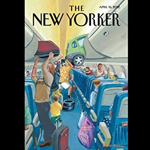 The New Yorker, April 16th 2012 (Daniel Mendelsohn, Lauren Collins, Nathan Heller) | [Daniel Mendelsohn, Lauren Collins, Nathan Heller]