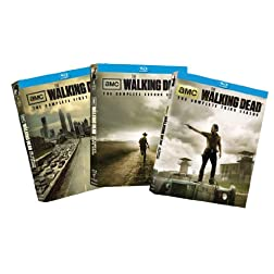 Walking Dead Seasons 1-3 Bundle [Blu-ray]