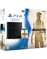 Sony PlayStation 4 1TB Console with Uncharted: The Nathan Drake Collection