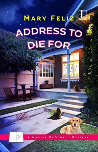 Address To Die For by Mary Feliz ebook deal