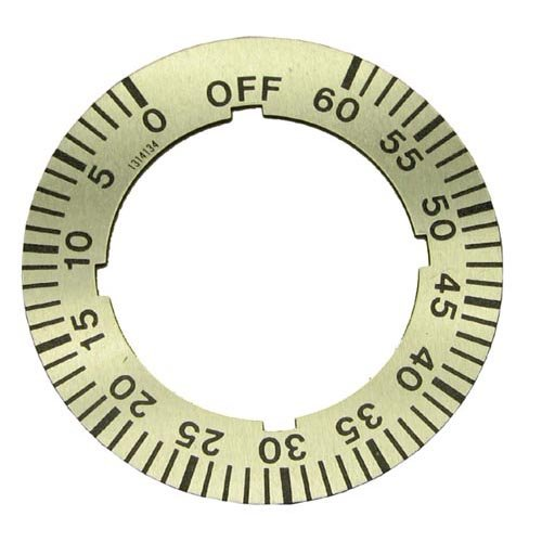 Garland Timer Dial Insert 1314134 front-580169