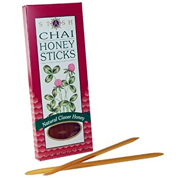Chai Honey Sticks