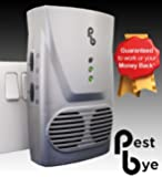 PestBye Advanced Plug In Spider Repeller Deterrent - Whole House - Get Rid of Spiders