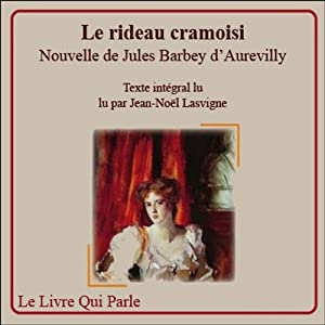 Le rideau cramoisi | Livre audio