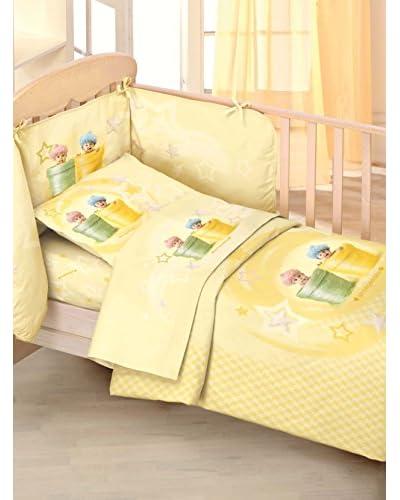Anne Geddes Coordinato Culla Ag Wool Baby Tela Wo